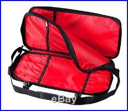 17 Pocket Knife Case Bag Storage Culinary Knives Carry Holder Tool Transport Kit