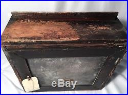 1940 S Antique Remington Table Top Knife Display Case