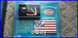 2004 Case XX 6207, Red Bone Mini Trapper Knife, In Store Packaging #cg368