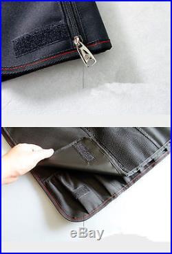 22 Pocket Chef Knife Roll Bag Case Cutlery School Chef Knife Storage Bag Strap