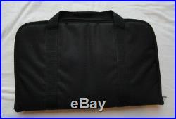 4 Assorted Zippered Custom Knife Storage Cases
