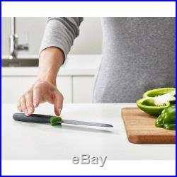 4pc Joseph Joseph DoorStore Chef/Serrated/Santoku Knife/Knives with Storage Case