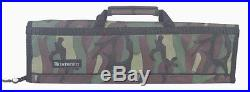 8 Pocket Knife Roll Camouflage Knife Storage Items Knife Cases, Holders & Protec