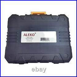 ALEKO Multi-Functional Mixed 168 PiecesTool Set with Carrying Storage Case