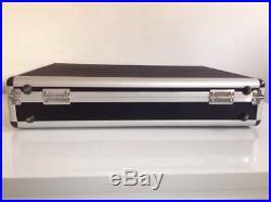 Aluminium Locking Chef Knife Case Storage Case Berghaus Chefs Tools Case
