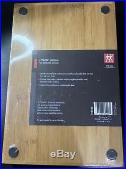 Brand NewJ. A. Henckels 4-Pc Steakhouse Steak Knife Set with Storage Case