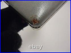 Buck classic III pocket knife case box storage holder vintage