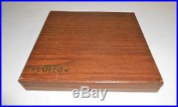 CUTCO STEAK KNIFE KNIVES # 1759 Set Of 8 With STORAGE CASE BOX