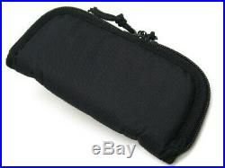 Carry All AC180 Black 9 Condura Travel Padded Knife Storage Pouch Case