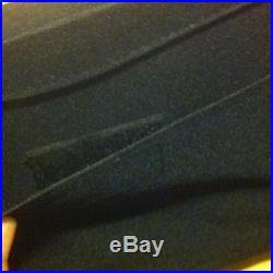 Carry All Black Nylon Pocket Knife Storage Case Holds 16 Pocket Knives AC141