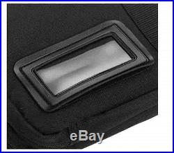 Chef Knife Case Bags for Chefs Carrying Case Storage Bag Safety Cook Tool Black