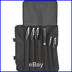 Chef's Cutlery Set, Chef Apos knife, Sharpener With Traveling Storage Case