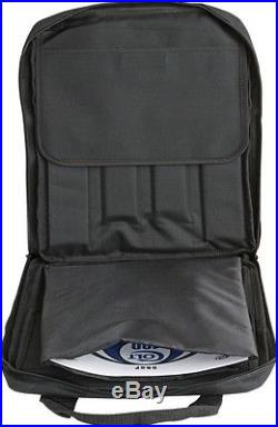 Colt Deluxe Throwing Knife Case CT455 Eight individual storage pockets. Exterior