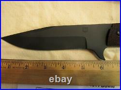 Custom Handmade Knife. Wilson Tactical 1911 Bowie. Mint