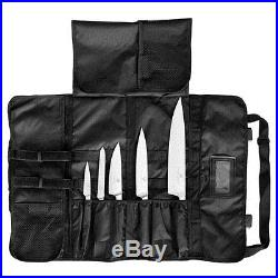Cutlery Roll Knife Storage Items The Culinary institute of America Knife Cases