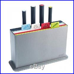 Cutting Board Knife Chopping Storage Case Box Top Table Knives Hand Food Kitchen