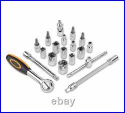 DEKO 196 Piece Tool Set With Storage Case