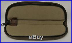 DURABLE KNIFE STORAGE CASES 10 withElastic Fit Randall Knives Tan USA MADE x 2