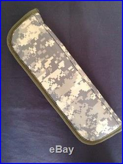 Digital Camouflage Knife Storage Case withstraps 14 for Randall And Other Brands