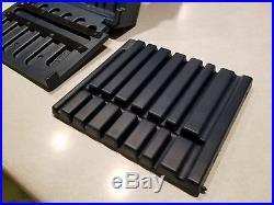 F. Dick 14-Piece Knife Set Storage Hard Case ONLY withArm Strap. FREE SHIP