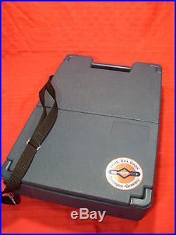 F. Dick 14-Piece Knife Set storage hard case with arm strap. NEW #2