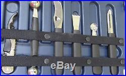 F. Dick 14-Piece Knife Set with Storage Case