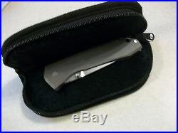 Five Knife Storage Cases