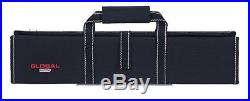 G-667 11 Knife Case With Handle and 11 Pockets Knife Storage Items Knife Cases