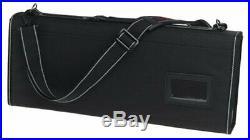 GLOBAL YOSHIKIN G-667/21 Deluxe 21 Pocket Chef's Knife Storage Shoulder Bag Case
