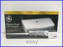 Ge Electric Knife with Storage Case