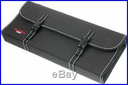 Global (Yoshikin) Chef's Hard Knife Storage Case with 21 Pockets G-667/21 NEW
