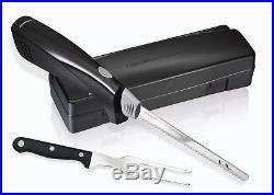 Hamilton Beach Electric Knife With Storage Case Model# 74378R