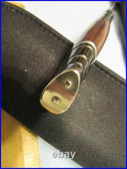 Handmade Knife. Marcus Doyle Damasteel Puukko Hunter. Unused. Mint