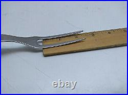 Hoffritz Germany Stainless Steel Meat Carving Knife Fork Set & Storage Box