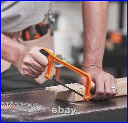 Household Tool Set 112pc, Non-Slip, Durable Plastic Storage Case, Organised