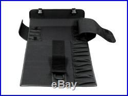 Kai Shun Professional 17 Slot Knife Storage Case Shoulder Strap New