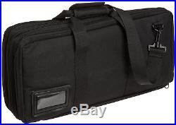 Kitchen Knife Storage Bag Carrying Case Pocket Holder Display 18 Piece New
