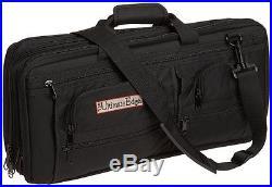 Knife Bag Case 18 piece Cases Storage Protectors Holders Black cooks food Chef