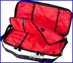 Knife Case 12 Pocket Single-Zip Bag Tool Storage Transport Kit Carry Holder