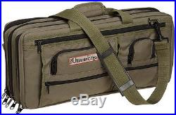Knife Case Bag Organizer Storage Carrying Chef Kitchen Pocket Pouch Handle Strap