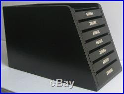 Knife Display Case Storage Cabinet Tool Box, KC01-BL