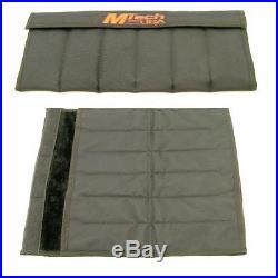Knife Storage Case 12 Knives Black Nylon case with Black velvet interior