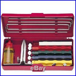 Lansky Professional Knife Sharpening System Custom Molded Plastic Storage Case