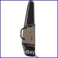 Large 48-in Scoped Rifle Firearm Gun Knife Carry Bag Case Holster Pocket Storage