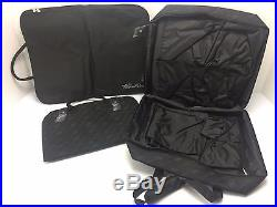 Lot of 3 Pampered Chef Knife Carrier Storage Case Consultant Bags. BRAND NEW