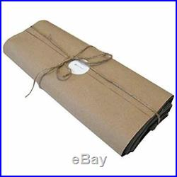 MOOJICRAFT Containers & Storage DARK OLIVE CANVAS ROLL KNIFE CASE