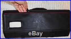 Messermeister 10 Pocket Knife Case Black Storage Carrying Bag