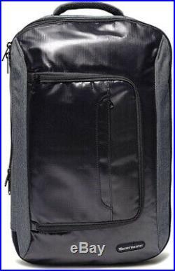 Messermeister 12 Pocket Chef's Backpack/Knife Storage Case Gray