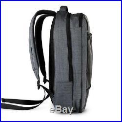 Messermeister 12 Pocket Chef's Backpack / Knife Storage Case Gray