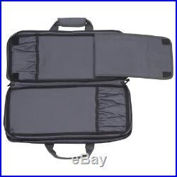 Messermeister 18 Pocket Meister Chef's Knife Storage Case / Luggage Gray